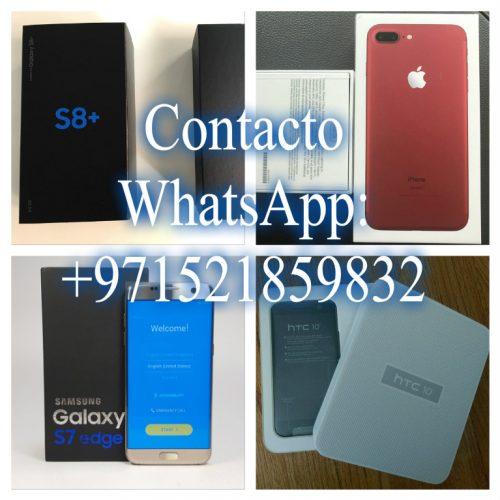 WhatsApp +971521859832 Samsung S8+ y iPhone 7 Plus y