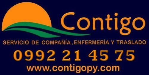 Servicio de Enfermeria a domicilio en Paraguay, Servicio de enfermería y cuidados en Paraguay, CONTIGO PARAGUAY