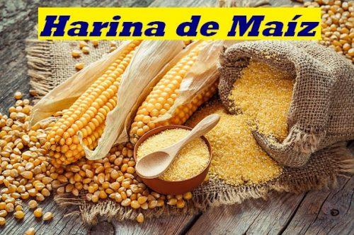 Harina de Maíz logo